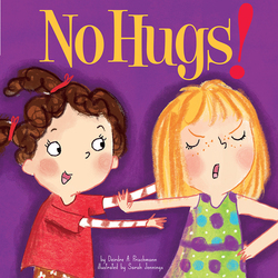 No Hugs! book