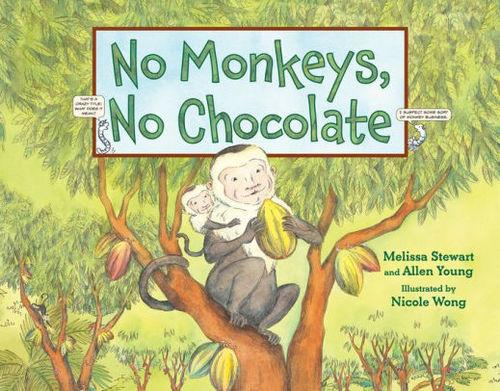 No Monkeys, No Chocolate book