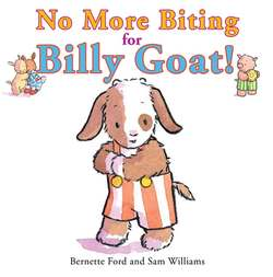 No More Biting for Billy Goat! book