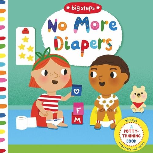 No More Diapers book