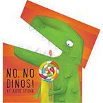 No, No, Dinos! book