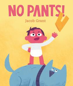No Pants! book