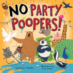 No Party Poopers! book