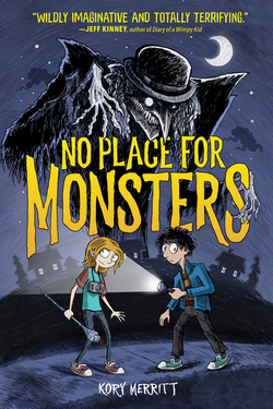 No Place for Monsters book