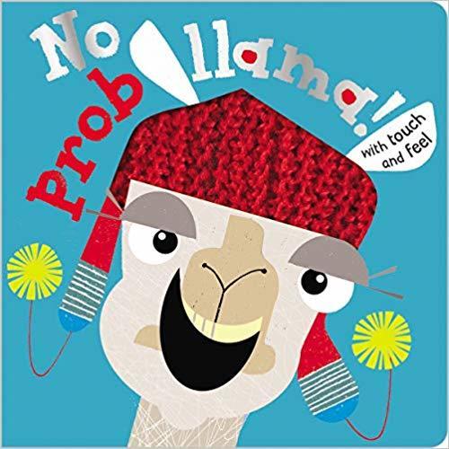 No Probllama! book
