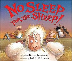 No Sleep for the Sheep! book