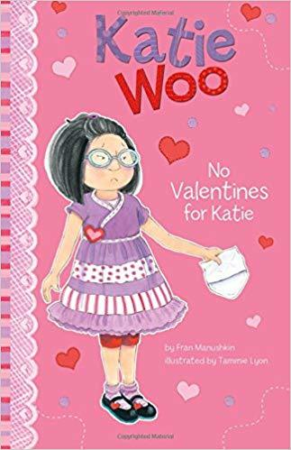 No Valentines for Katie (Katie Woo) book