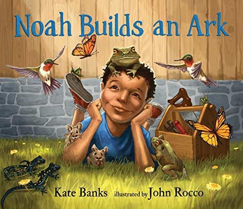 Noah Builds an Ark book