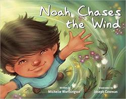 Noah Chases the Wind book