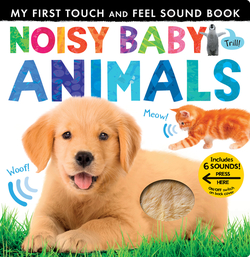 Noisy Baby Animals book