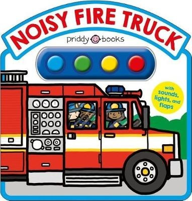 Noisy Fire Truck Sound Book book
