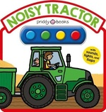 Noisy Tractor Sound Book book