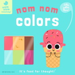 Nom Nom: Colors book