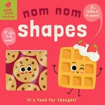 Nom Nom: Shapes book