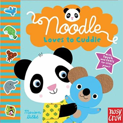 Noodle Loves to Cuddle book