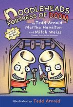 Noodleheads Fortress of Doom book