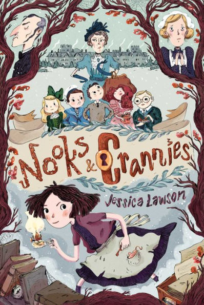Nooks & Crannies book