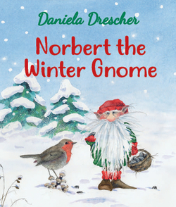 Norbert the Winter Gnome book