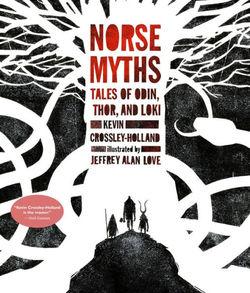 Norse Myths book