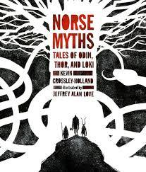 Norse Myths: Tales of Odin, Thor and Loki book