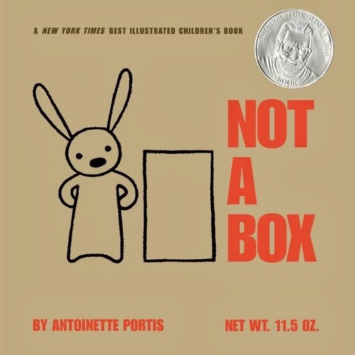 Not a Box book