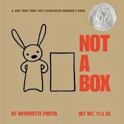 Not a Box book
