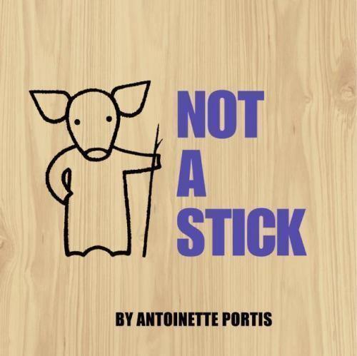 Not a Stick book