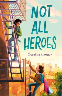 Not All Heroes book