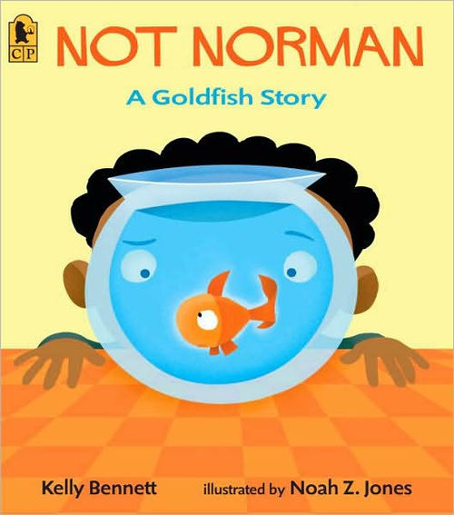 Not Norman book