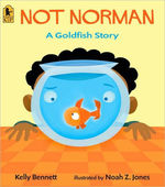Not Norman book