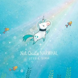 Not Quite Narwhal book