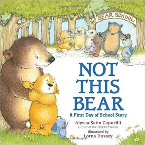 Not This Bear Book