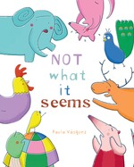 Not What It Seems book