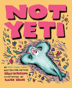 Not Yeti book