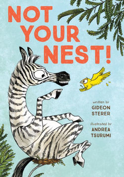 Not Your Nest! Book