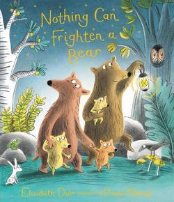 Nothing Can Frighten a Bear Book