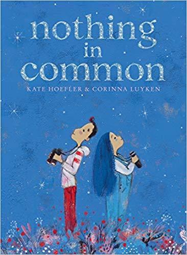 Nothing in Common book