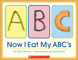 Now I Eat My ABC's book