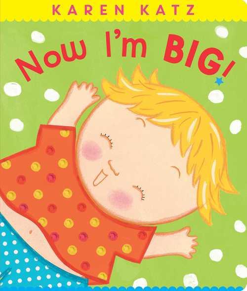 Now I'm Big! book