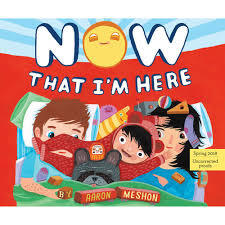 Now That I'm Here book