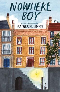 Nowhere Boy book