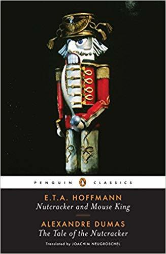Nutcracker and Mouse King and The Tale of the Nutcracker book
