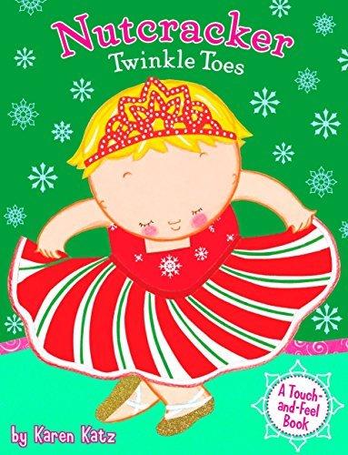 Nutcracker Twinkle Toes book