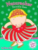 Nutcracker Twinkle Toes book