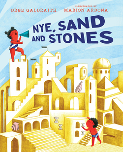 Nye, Sand and Stones book