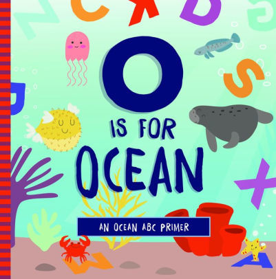 O Is for Ocean book
