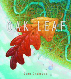 Oak Leaf book