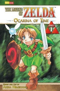 Ocarina of Time, Vol. 1 book