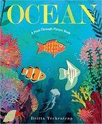 Ocean: A Peek-Through Picture Book book