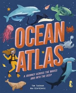 Ocean Atlas book
